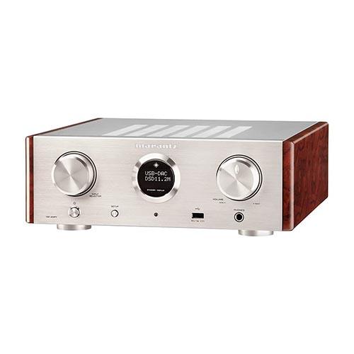 マランツ Marantz HD-AMP1 プリメインアンプ ハイレゾ音源対応/USB-DAC シルバーゴールド HD-AMP1/FN買取