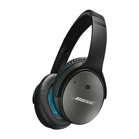Bose QuietComfort 25 Acoustic Noise Cancelling headphones - Apple devices ノイズキャンセリングヘッドホン ブラック買取