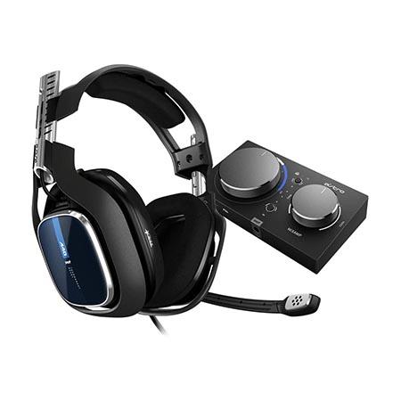 ASTRO Gaming PS4 ヘッドセット A40TR+MixAmp Pro TR ミックスアンプ付き 有線 5.1ch 3.5mm usb買取