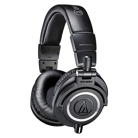 audio-technica オーディオテクニカ プロフェッショナルモニターヘッドホン ATH-M50x買取