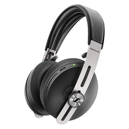 ゼンハイザー MOMENTUM Wireless M3AEBTXL BLACK Bluetoothノイズキャンセリングヘッドホン,買取