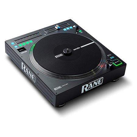 "RANE モーター駆動12""バイナル・ターンテーブル型MIDIコントローラー Traktor/Virtual DJ/Serato DJ対応 USB MIDI & DVSコントロール TWELVE MKII買取"